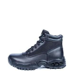 Ridge Air-Tac Mid Zipper Steel Toe Boots