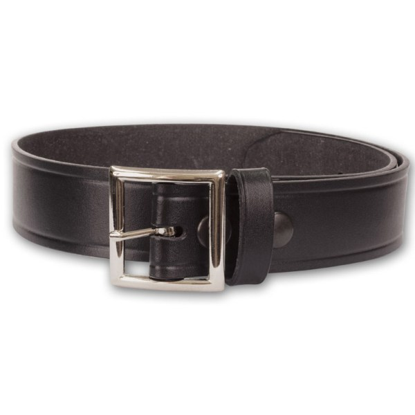 Perfect Fit Leather Dress Belt