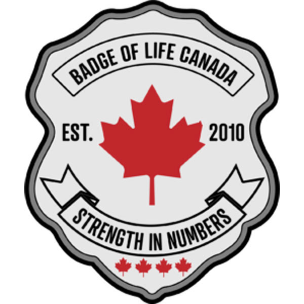 Badge of Life Canada