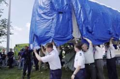 pentagon evidence removal