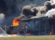 generator.burning