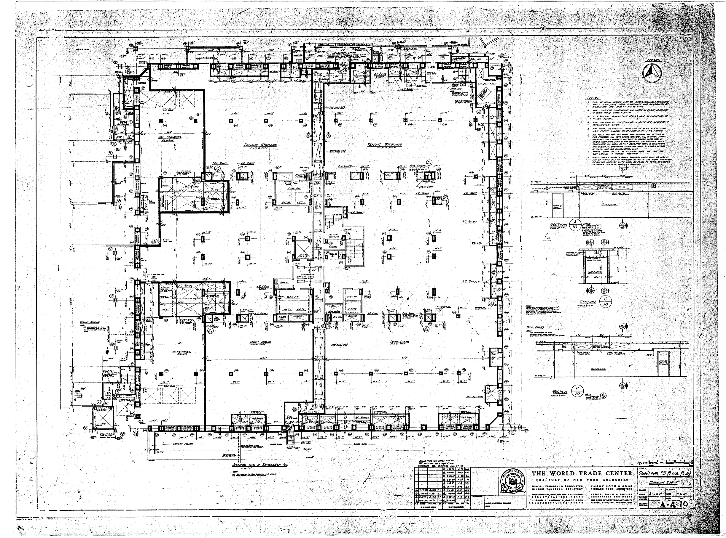 Restaurant Blueprints