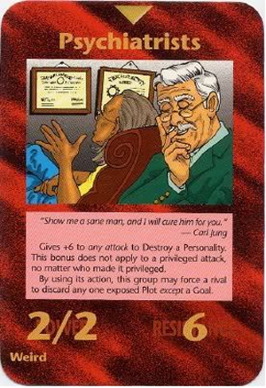 Illuminati Card Game PsychiatristsIlluminatiCardNWOs