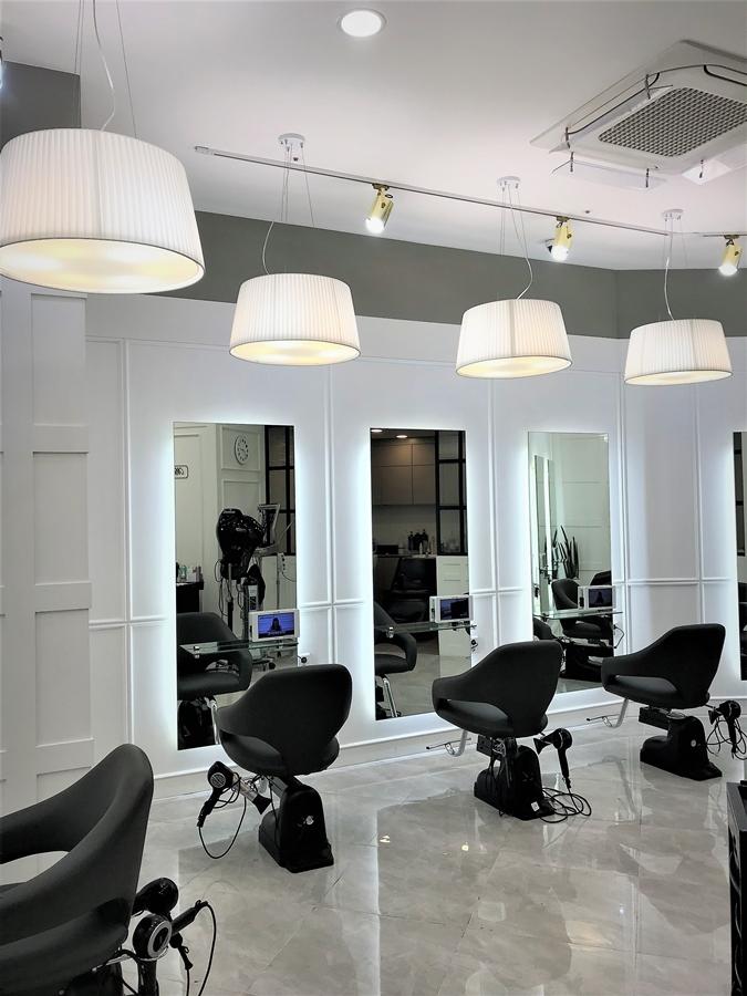 hairshop interior design