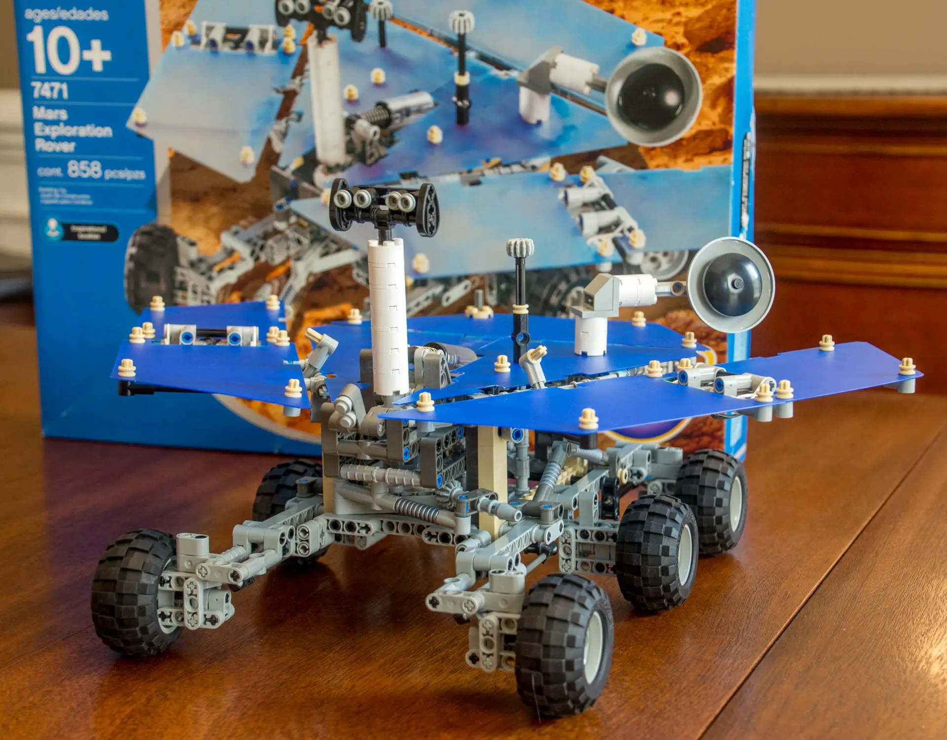 Mars Exploration Rover [7471] • 919RALEIGH