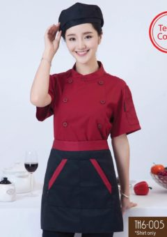 TH6-005 Chef Uniform