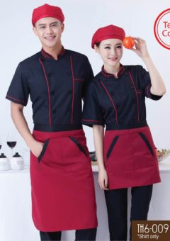 TH6-009 Chef Uniform