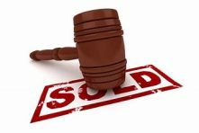 AUCTION WITH GAVEL