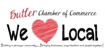 Butler Chamber of Commerce we love local