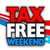 Tax Free Weekend 1