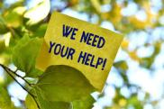 we need your help sign in tree