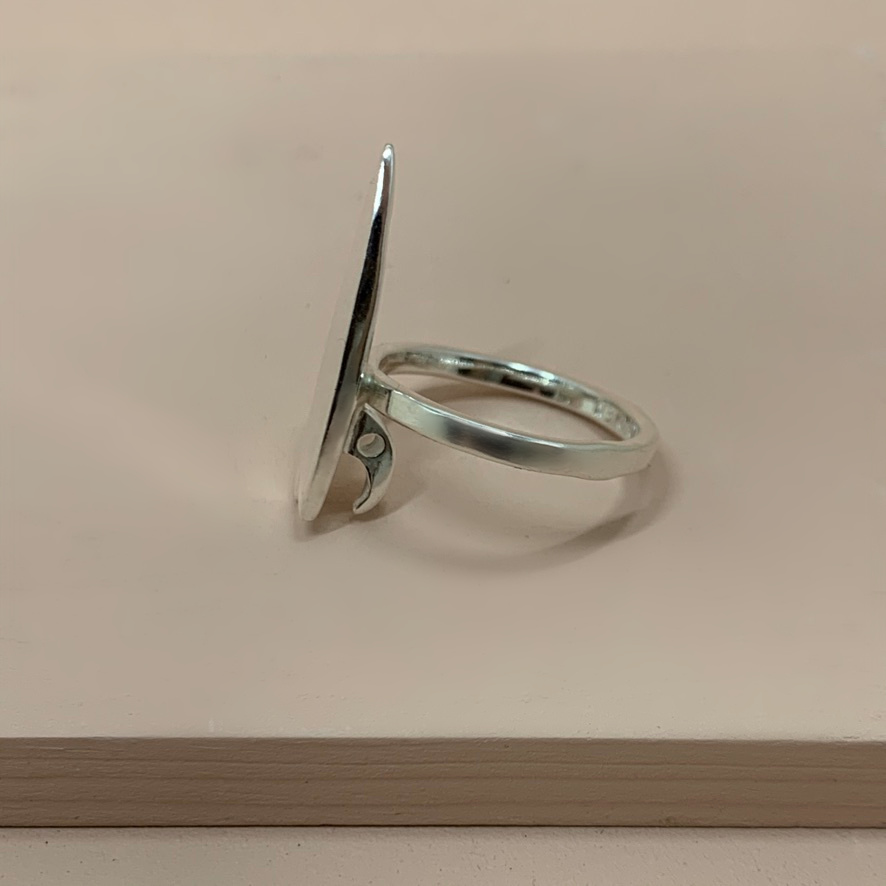 Fishtail Surfer Ring