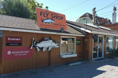 Sierra Trout Magnet Fly Shop