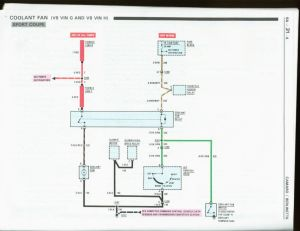 1986 electric fan wiring  Third Generation FBody Message Boards