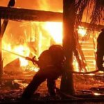 Fire breaks out in Site area warehouse, one killed