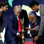 Trump pledges strong U.S. ties with India if elected president