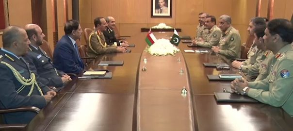 """Image result for Oman's Chief of Staff of Sultan's Armed Forces Lt General Ahmed Bin Harith Al Nabhani with general bawaja"""""""