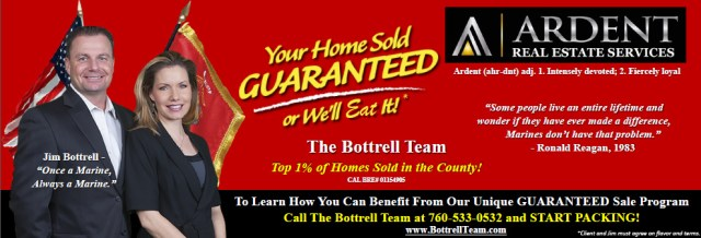 Your Home Sold GUARANTEED or we'll eat it!