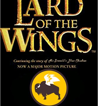The Lard of the Wings