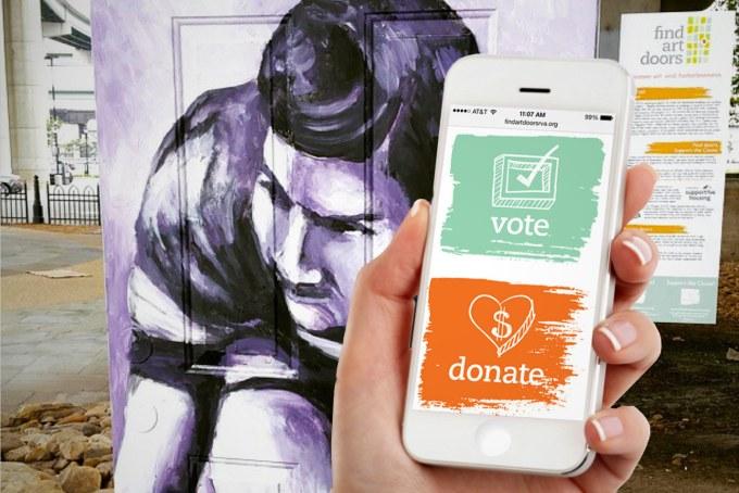 Find Art Doors Responsive Website With Map Feature