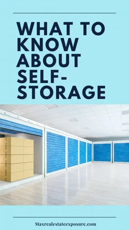 What to Know About Self-Storage