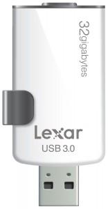 Lexar JumpDrive M20i with USB Jack