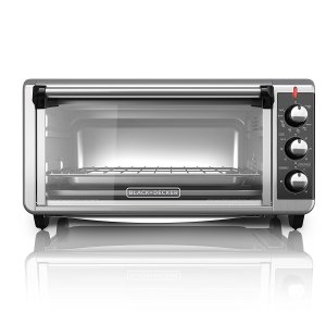 Black Decker Countertop Convection Toaster Oven