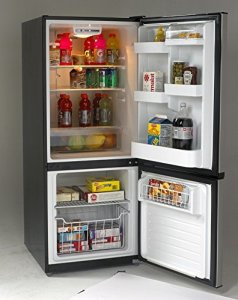 Avanti Bottom Freezer Refrigerator