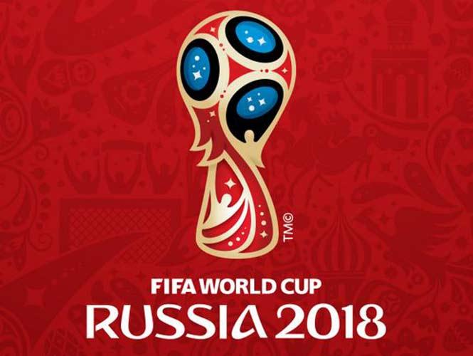 Este es el logo que representará el Mundial 2018 a jugarse en Rusia (@fifacom_es)
