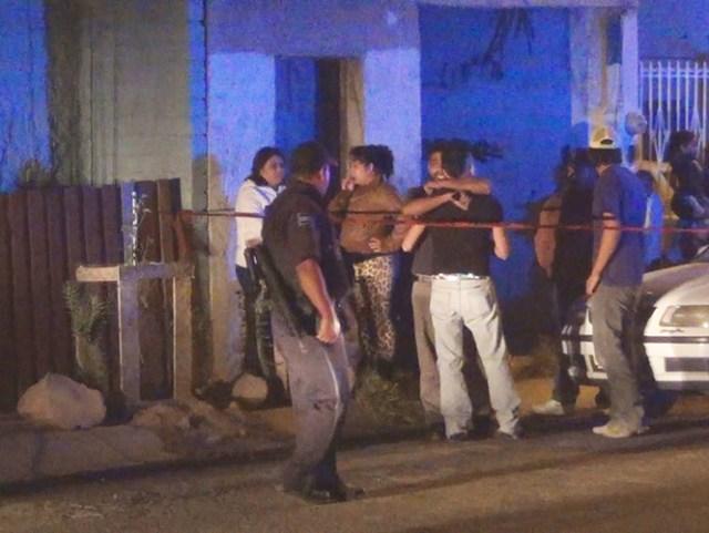 La tragedia ocurrió en el Fraccionamiento Viñedos de Guadalupe, en el interior del domicilio marcado con el 236 de la calle Ex Viñedos de Santa Rita, al oriente de la capital de Aguascalientes