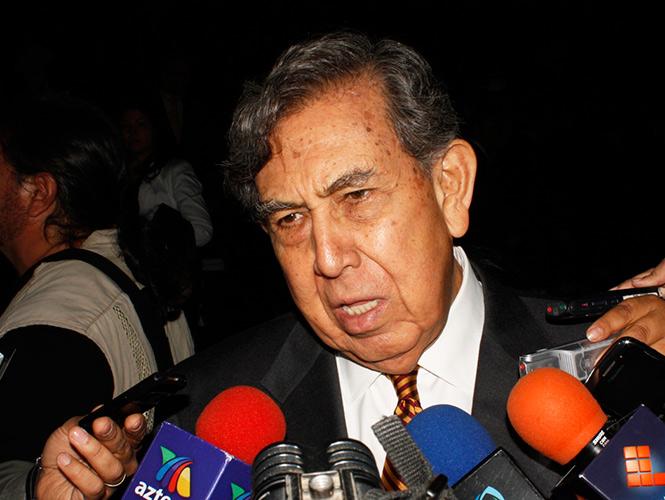 Cuauhtémoc Cárdenas, líder fundador del PRD