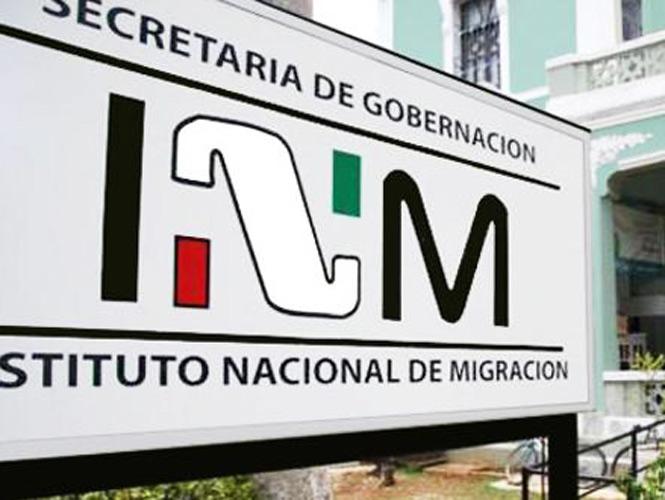 El INM colaboró con las autoridades municipales para la captura