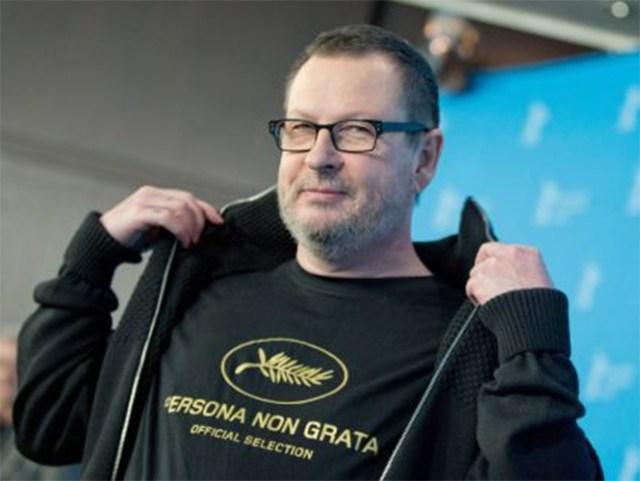 """La organización de Cannes, el mismo festival que lo llevó a la cima del cine europeo, lo declaró """"persona non grata"""". (EFE)"""