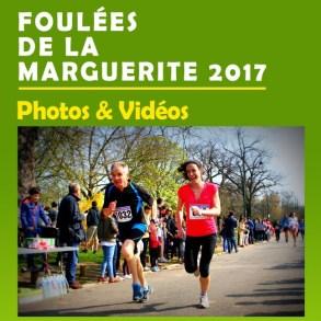 Foulées de la Marguerite 2017 : les photos et les vidéos