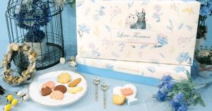 婚禮小物#020|浪浪毛孩的溫暖庇護所,造型可愛的幸福狗公益義賣婚禮喜餅