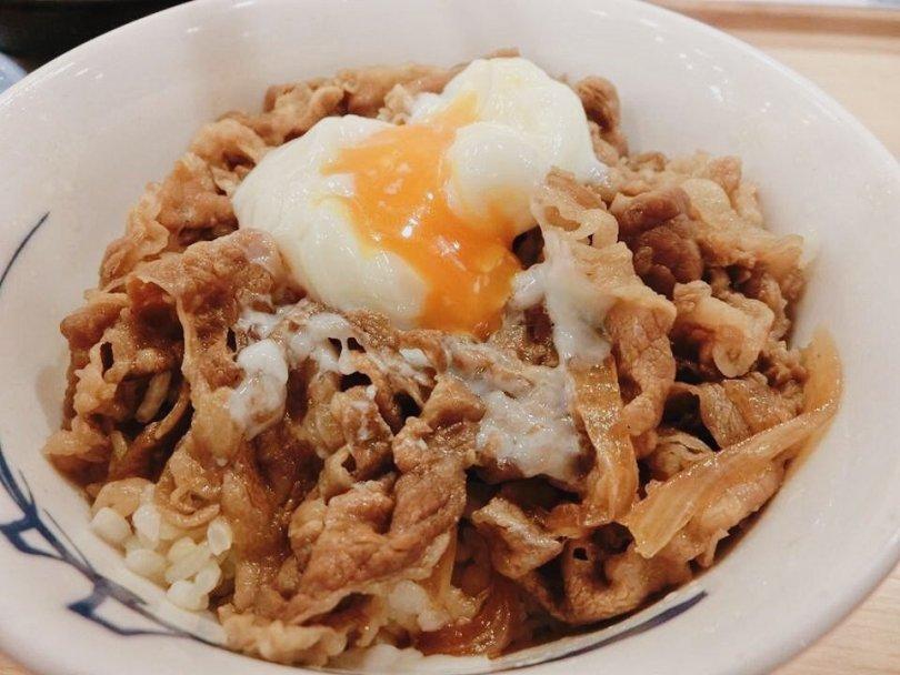 松屋牛丼飯