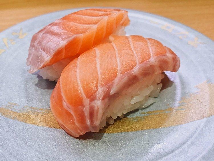 大切生鮭魚