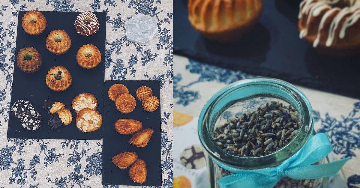 喜餅開箱#004|Chez Pierre法國點心,最美味蘋果塔與檸檬瑪德蓮!客製喜餅與彌月禮盒