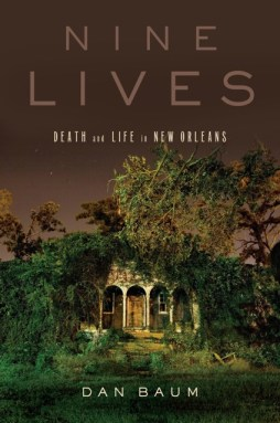 Nine Lives - Book Cover