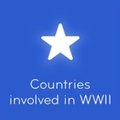 Countries involved in WWII 94