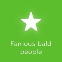Famous bald people 94