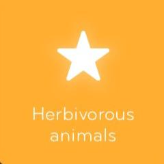 Herbivorous animals 94
