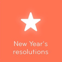 New Year's resolutions 94