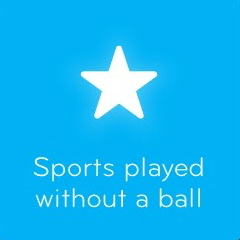 Sports played without a ball 94