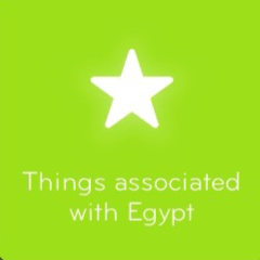 Things associated with Egypt 94