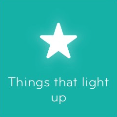 Things that light up 94