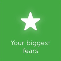 Your biggest fears 94