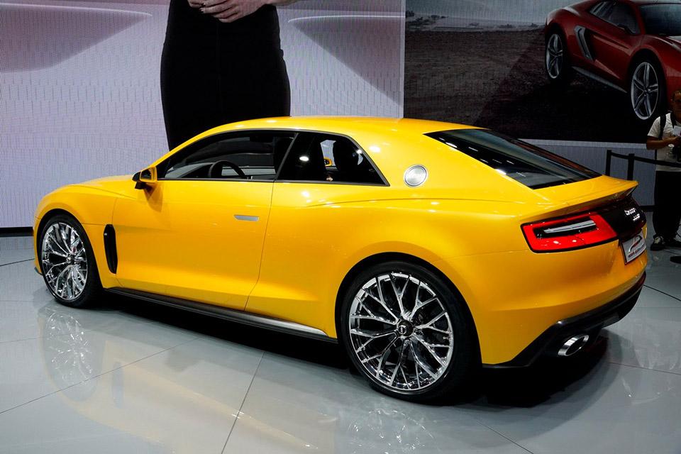 Audi Sports Quattro Concept 95 Octane