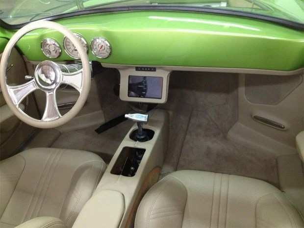 Tricked Out 68 Karmann Ghia Up For Sale 95 Octane