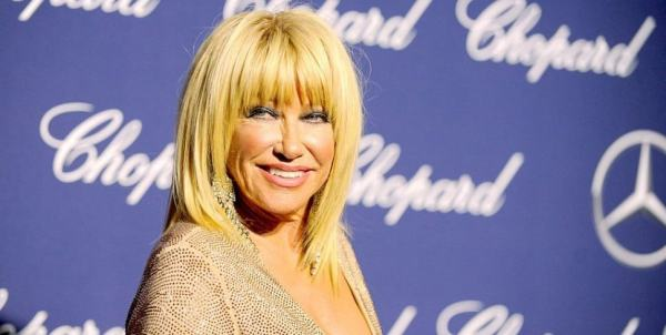 Suzanne Somers Posts Nude Photo, Gets Praise and Judgment From Internet